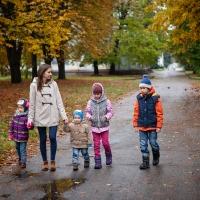Как подготовить детей к отъезду мамы