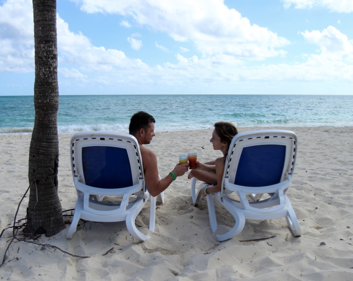 На Багамы из Майами