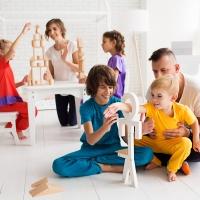 Как навести порядок в детской комнате: 5 лайфхаков многодетной мамы