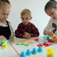Лепи и изучай. Набор Play-Doh для развития арифметического мышления