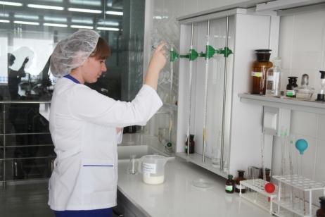 Лаборатория готовой продукции 1