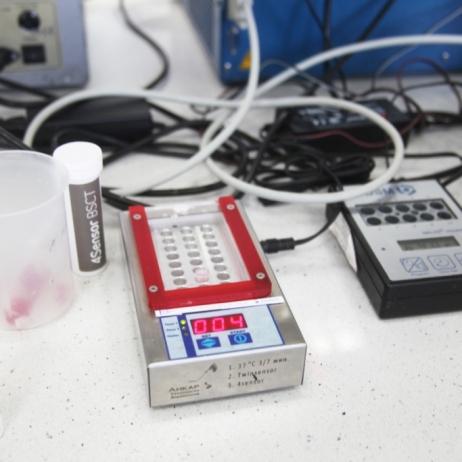 Лаборатрия для проверки качества сырья 5