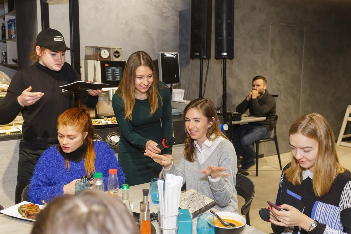 ОККО открыла первый ресторан вне АЗК