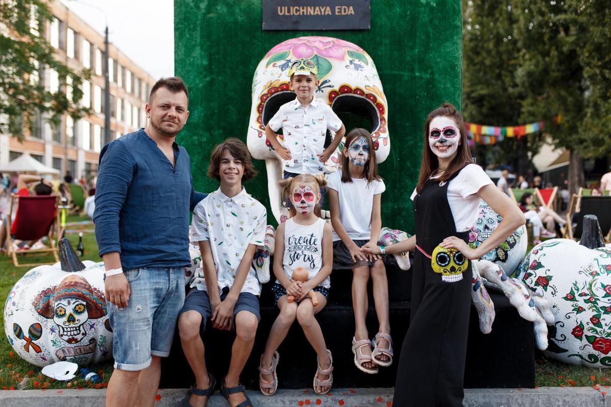 Santa Muerte Carnival - первый ночной карнавал Киева