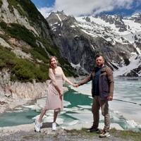 Швейцарские Альпы на машине